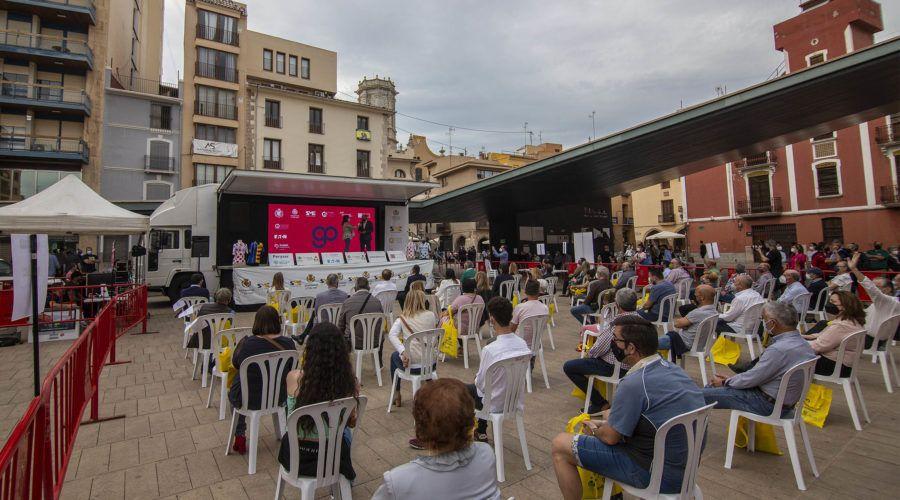 Presentación del 73 Gran Premio de Vila-real