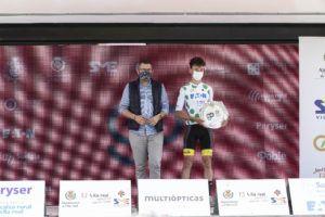 Marc Cabedo ganador local del Gran Premio de Vila-real de Ciclismo