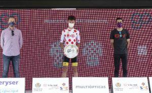 Marc Cabedo ganador provincial del Gran Premio de Vila-real de Ciclismo